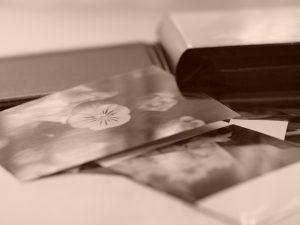 写真とアルバムの画像
